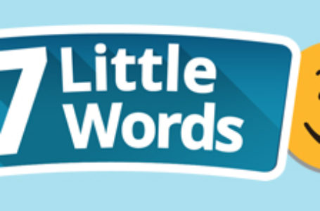 Broke down 7 little words