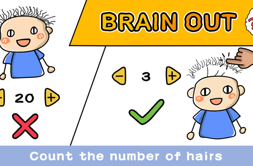 Brain Out – Tricky Games To Test Your Common Sense