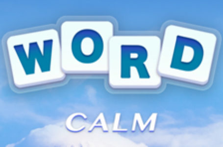 Word Calm Daily Challenge February 25 2021 Answers