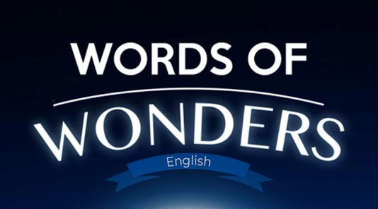 Words of Wonders Daily January 4 2021 Answers